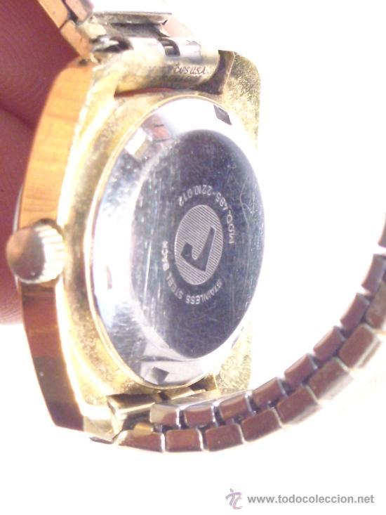Relojes automáticos: reloj Automatico pulsera de señora marca Roamer searock automatic swiss made Funcionando. - Foto 2 - 31304007