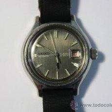 Relojes automáticos: RELOJ DE SEÑORA SEIKO HI-BEAT AUTOMATIC 17 JEWELS CAJA 26MM - FUNCIONANDO. Lote 31331739