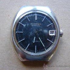Relojes automáticos: ANTIGUO RELOJ DE PULSERA DE CABALLERO. CITIZEN AUTOMATICO. FUNCIONANDO. Lote 31342727