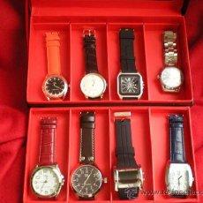 Relojes automáticos: COLECCION DE 8 RELOJES NUEVOS. Lote 31772008