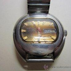 Relojes automáticos: RELOJ DE CABALLERO MARCA OSAKI. Lote 31961348