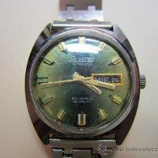 Relojes automáticos: EXACTUS AUTOMATIC 25 JEWELS INCABLOC. Lote 39143085