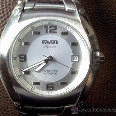 Relojes automáticos: RELOJ AUTOMATICO MARCA DUWARD MODELO AQUASTAR PRACTICAMENTE NUEVO. Lote 34135666