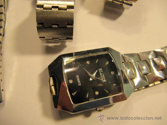 Relojes automáticos: Lote de 5 relojes para repasar o reparar - Foto 5 - 34262087