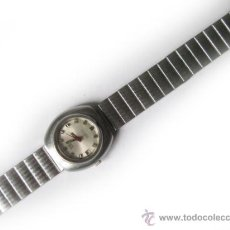 Relojes automáticos: RELOJ VINTAGE AUTOMATICO MARCA TITAN - 17 RUBIS. Lote 36253257