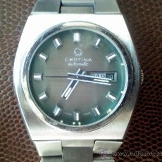 Relojes automáticos: RELOJ AUTOMÁTICO MARCA CERTINA . Lote 36368509