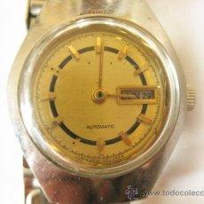 Relojes automáticos: RELOJ VINTAGE AUTOMATICO CITIZEN DE SEÑORITA - FUNCIONANDO. Lote 36636193