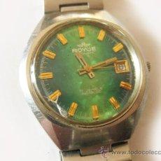 Relojes automáticos: RELOJ ROYCE AUTOMATICO DE CABALLERO - 17 JEWELS - NO FUNCIONA. Lote 36689832