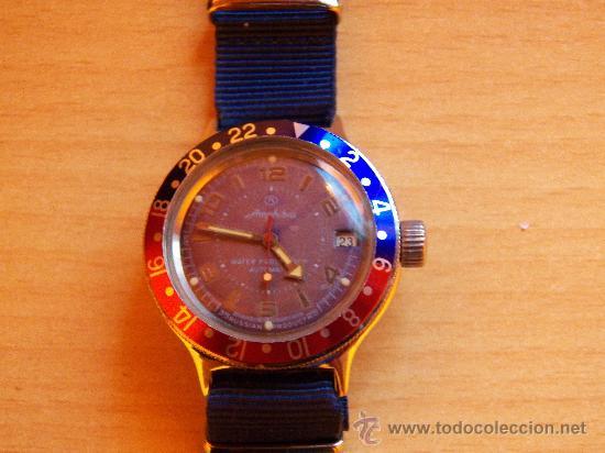 Relojes automáticos: reloj ruso vostok anfibia - Foto 2 - 30712193