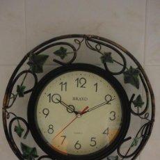 Relojes automáticos: RELOJ DE PARED. Lote 37016919