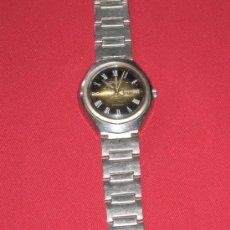 Relojes automáticos: RELOJ CITIZEN MECANICO FUNCIONANDO - LA CADENA ESTA SUELTA COMO SE VE EN LAS FOTOS. Lote 37302233