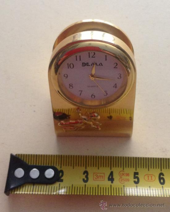 RELOJ SOBREMESA - DELMA (Relojes - Relojes Automáticos)