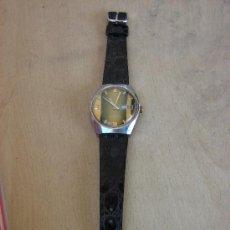 Relojes automáticos: ANTIGUO RELOJ DE PULSERA DE CABALLERORO. AUTOMATICO. THERMIDOR. NO FUNCIONA.. Lote 37556934