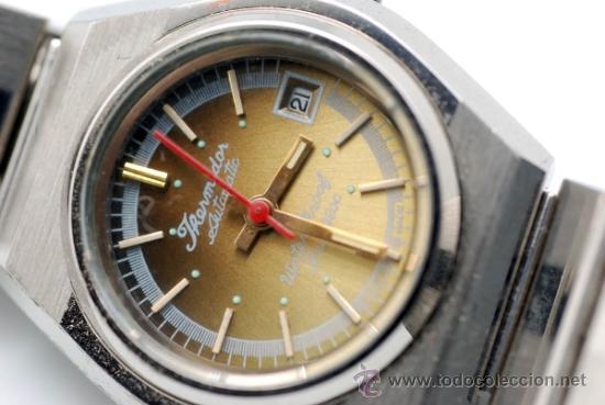 Relojes automáticos: Reloj señora Thermidor Automatic funciona - Foto 2 - 37563890