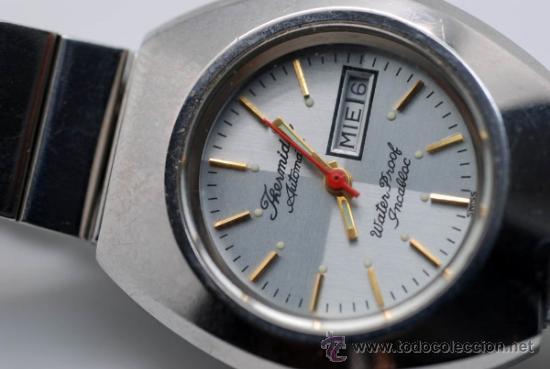 RELOJ SEÑORA THERMIDOR AUTOMATIC NO FUNCIONA (Relojes - Relojes Automáticos)