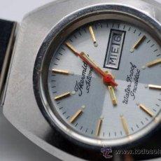Relojes automáticos: RELOJ SEÑORA THERMIDOR AUTOMATIC NO FUNCIONA. Lote 37564241