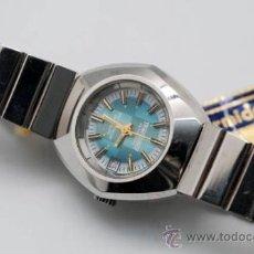 Relojes automáticos: RELOJ SEÑORA THERMIDOR AUTOMATIC FUNCIONA. Lote 45955882