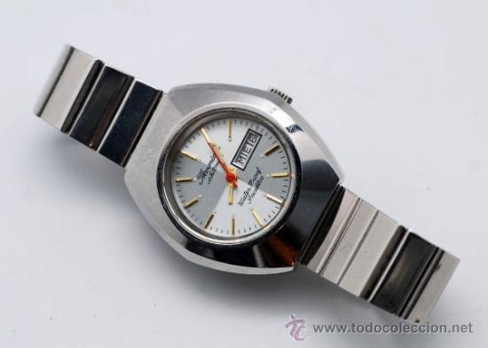 Relojes automáticos: Reloj señora Thermidor Automatic no funciona - Foto 2 - 37564241