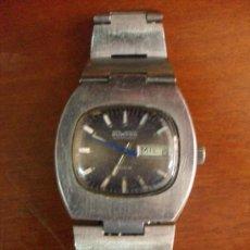 Relojes automáticos: RELOJ DUWARD AUTOMATICO, CALENDARIO (FUNCIONANDO) (I-A-77). Lote 37762331