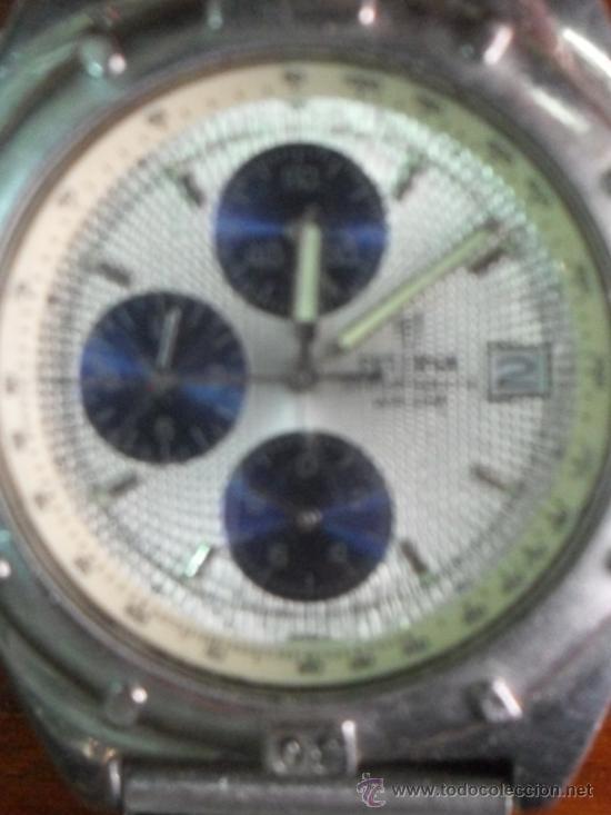 Relojes automáticos: RELOJ FESTINA CALENDARIO PILAS (FUNCIONANDO)(I-A-73) - Foto 3 - 37716357