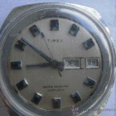 Relojes automáticos: RELOJ TIMEX AUTOMATICO FUNCIONA ,BARATO. Lote 37802189
