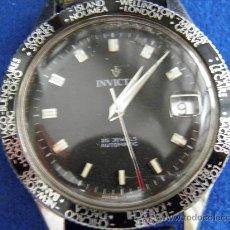 Relojes automáticos: INVICTA WORLD TIME. Lote 53384599