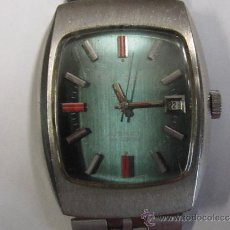 Relojes automáticos: RELOJ AUTOMÁTICO DE CABALLERO SANDOZ - OCHENTERO. PRACTICAMENTE NUEVO. Lote 38000541