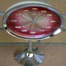 Relojes automáticos: RELOJ RHYTHM, DISEÑO TULIP, MADE IN JAPAN. Lote 38145922