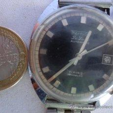 Relojes automáticos: ANTIGUO Y BONITO RELOJ DE CABALLERO AUTOMATICO --THERMIDOR--M. Y FUNCIONANDO PERFECTO. Lote 38200482