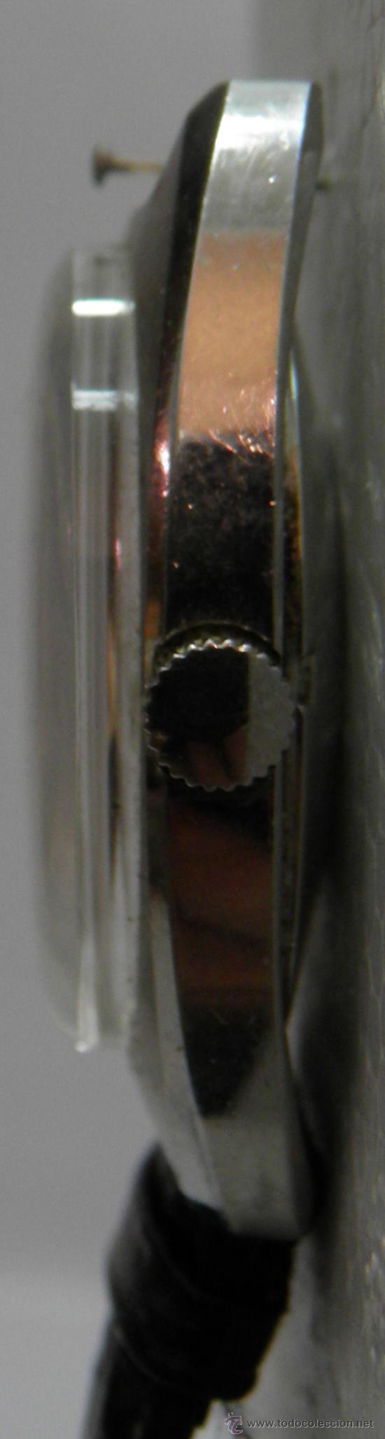 Relojes automáticos: RELOJ DE PULSERA THERMIDOR,21 RUBIS,INCABLOC,AUTOMATIC, AÑOS 50 O 60 - Foto 6 - 39220514