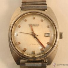 Relojes automáticos: RELOJ CITIZEN AUTOMATIC 21 JEWELS - DIÁMETRO 35 MM. Lote 39698913