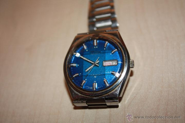 Relojes automáticos: SEIKO AUTOMATIC 17 JEWELS JAPAN **FUNCIONA ** - Foto 2 - 40048022