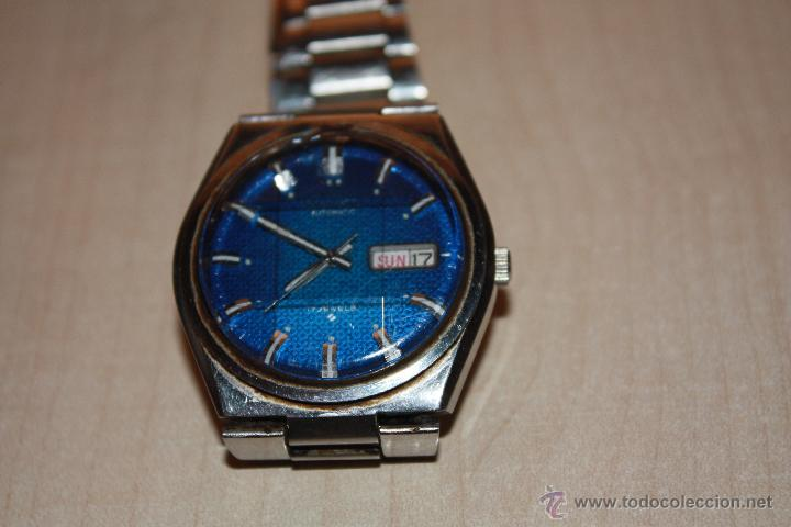 Relojes automáticos: SEIKO AUTOMATIC 17 JEWELS JAPAN **FUNCIONA ** - Foto 3 - 40048022