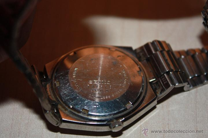Relojes automáticos: SEIKO AUTOMATIC 17 JEWELS JAPAN **FUNCIONA ** - Foto 5 - 40048022