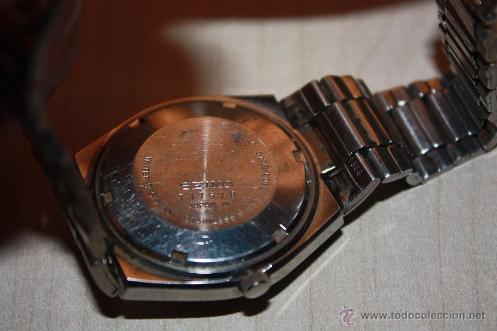 Relojes automáticos: SEIKO AUTOMATIC 17 JEWELS JAPAN **FUNCIONA ** - Foto 6 - 40048022