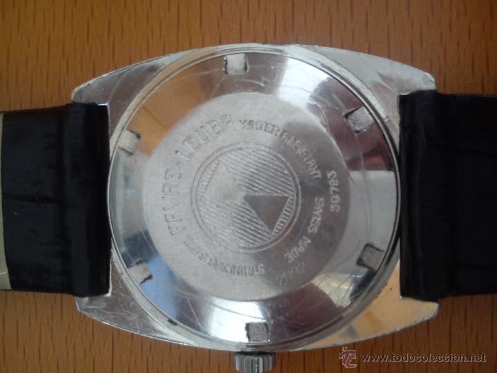 Relojes automáticos: Reloj Favre Leuba Daymatic - Foto 2 - 103497082