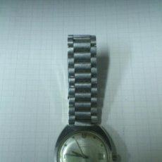 Relojes automáticos: RELOJ DE PULSERA AUTOMATICO DELMA 25 JEWELS. INCABLOC. SWISS MADE. FUNCIONANDO. Lote 40640584