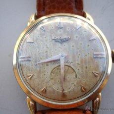 Relojes automáticos: LONGINES CAJA DE ORO AÑOS 50.. Lote 61177005