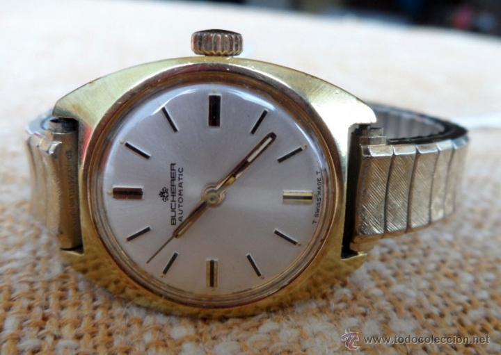 Relojes automáticos: Reloj marca Bucherer Automatico,de señoras - Foto 2 - 42189254