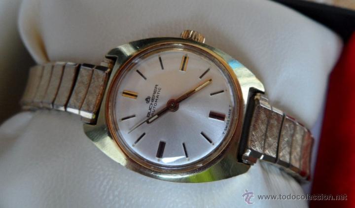 Relojes automáticos: Reloj marca Bucherer Automatico,de señoras - Foto 4 - 42189254