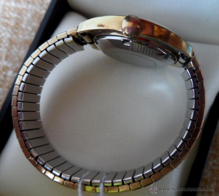 Relojes automáticos: Reloj marca Bucherer Automatico,de señoras - Foto 5 - 42189254