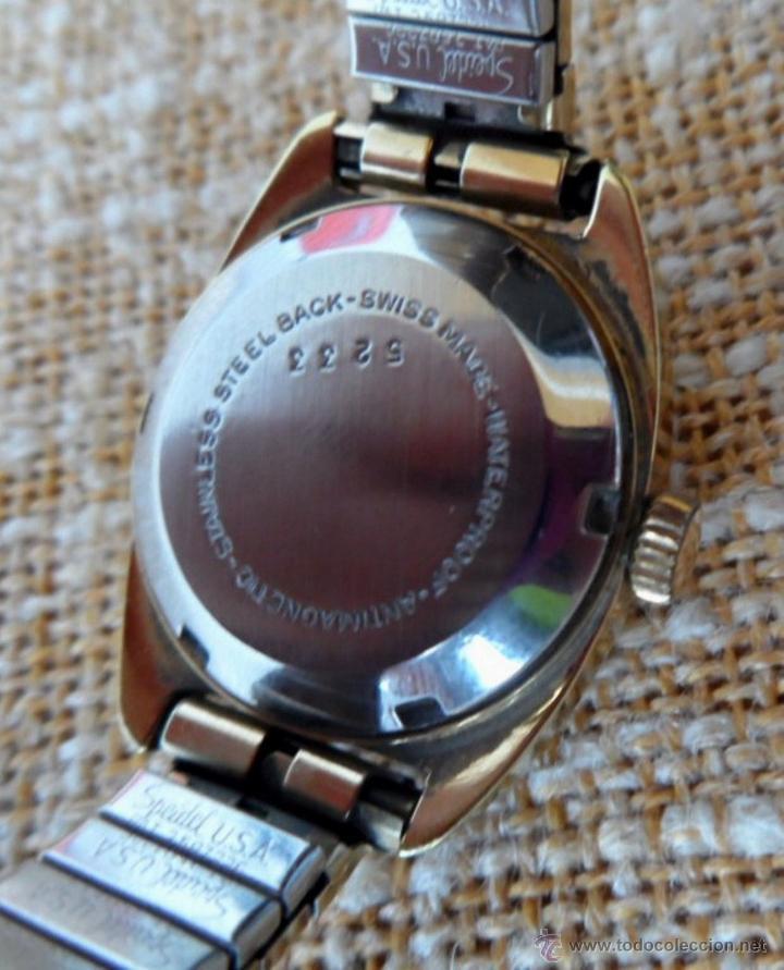 Relojes automáticos: Reloj marca Bucherer Automatico,de señoras - Foto 6 - 42189254