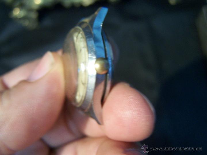 Relojes automáticos: Antiguo reloj automático EFFEN WATCH MEYER 17 JEWELS MADE IN SWISS - Foto 6 - 42679812
