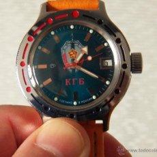 Relojes automáticos: RELOJ RUSO VOSTOK KGB ANFIBIA. Lote 42951275