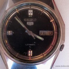Relojes automáticos: SEIKO RELOJ AUTOMÁTICO PARA HOMBRES, VINTAGE, 17 JEWELS. Lote 43041576