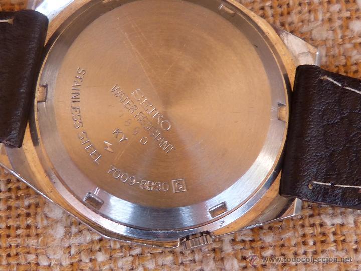 Relojes automáticos: Seiko Reloj Automático para hombres, Vintage, 17 Jewels - Foto 8 - 43041576