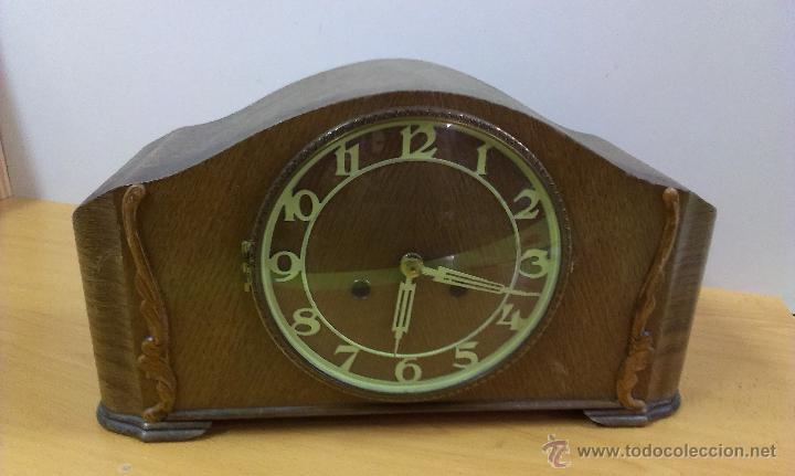 Relojes automáticos: RELOJ DE SOBREMESA. - Foto 2 - 43074706