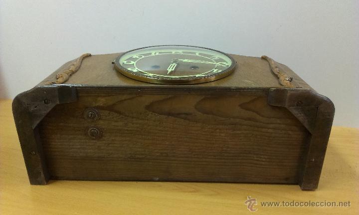 Relojes automáticos: RELOJ DE SOBREMESA. - Foto 6 - 43074706