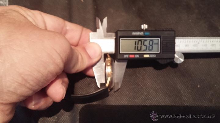 Relojes automáticos: Reloj antiguo de caballero Dugena Jongster automático 1092, años 70, chapado en oro de 20 micras - Foto 42 - 184137398