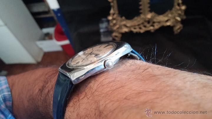 Relojes automáticos: Antiguo reloj Cyma automático Conquistador by Synchron - Foto 7 - 43377082